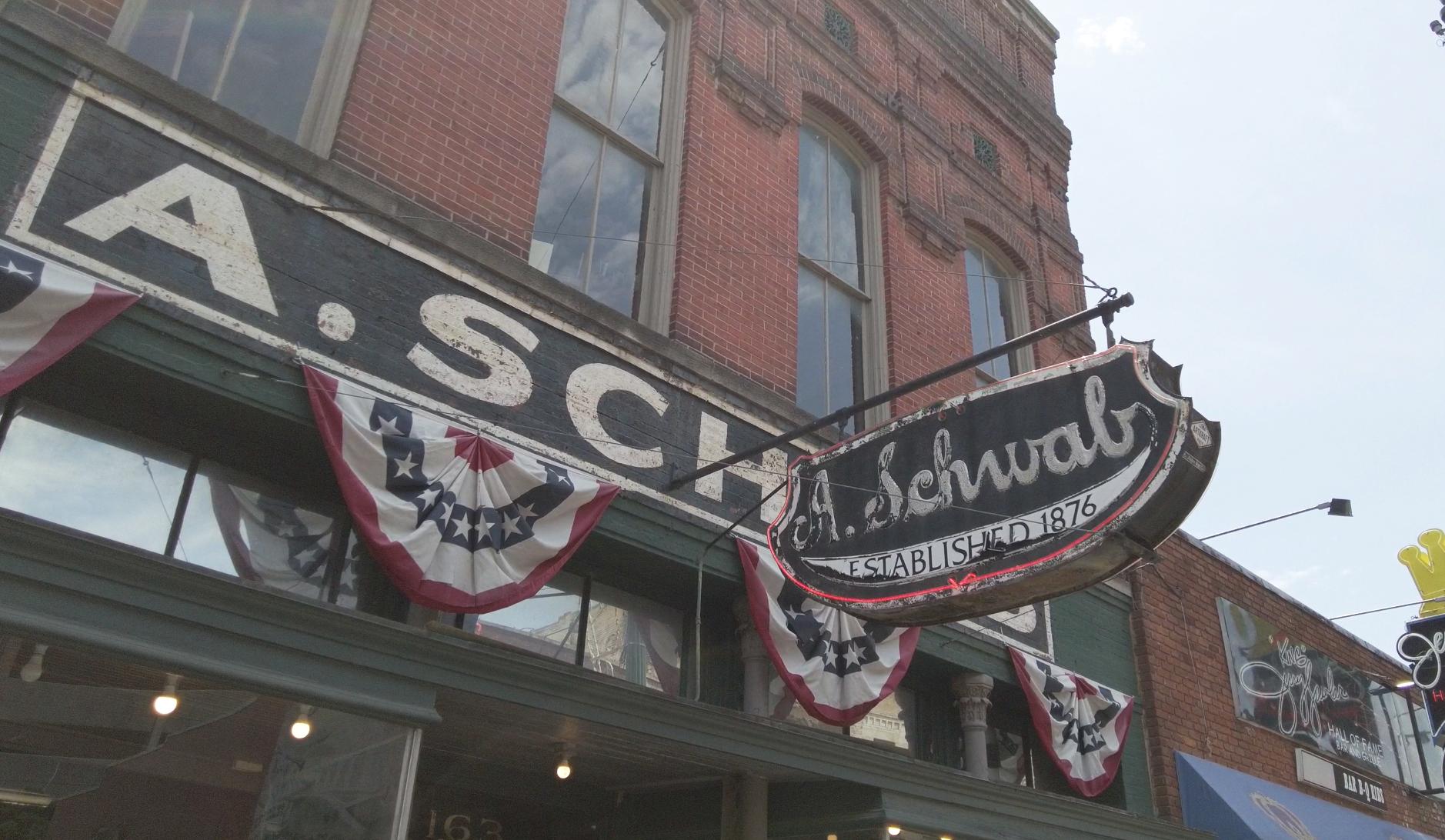 A. Schwab exterior
