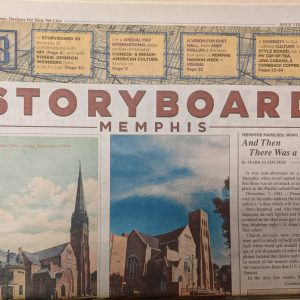 StoryBoard Memphis, Issue VIII, May 2019