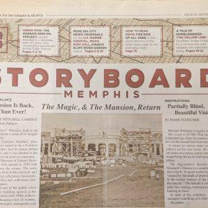 StoryBoard Memphis, Issue III, December 2018