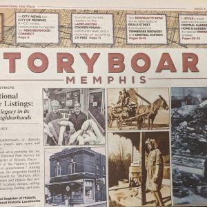StoryBoard Memphis, Issue X, August 2019