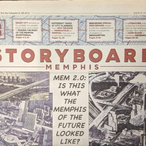 StoryBoard Memphis, Issue IV, January 2019