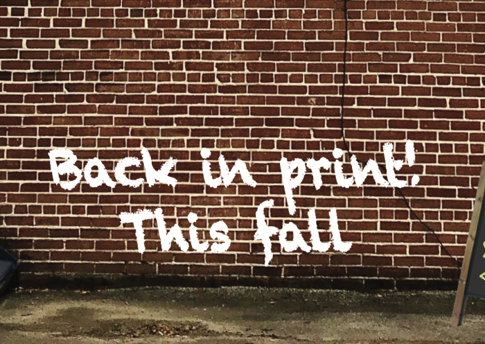 StoryBoard Memphis returns to print in November 2021.